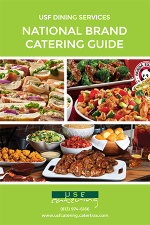 Catering Guide Cover